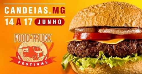 img Festival Food Truck de Candeias-MG